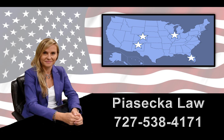 Imigracja Emigracja Immigration Attorney USA Agnieszka Aga Piasecka Law